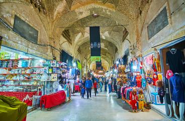Visit Sartasari Bazaar in Kerman, Iran