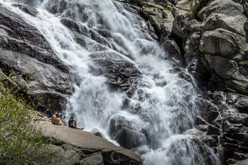 Topokah River falls