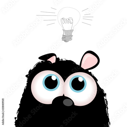 Bär geht ein Licht auf\