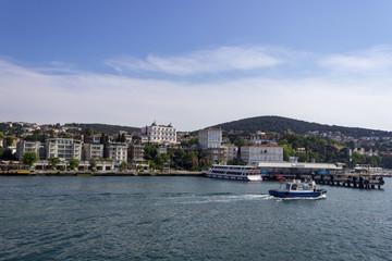 Buyukada Island, Prinkipo Port, Istanbul - Turkey