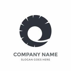 Goat Horn Zodiac Capricorn Animal Silhouette Logo Vector Design Template Icon Symbol