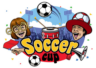 soccer cup event design