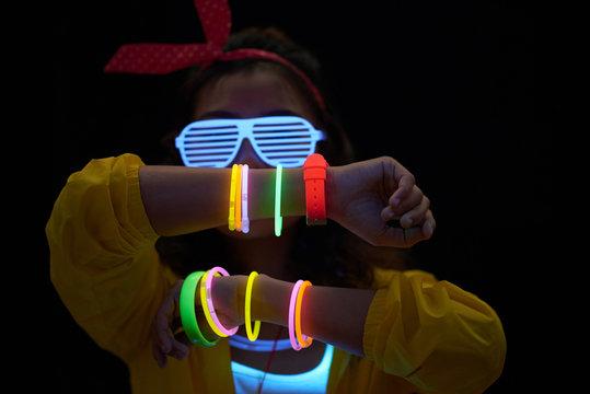 Neon accessory