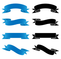 Banners Set Vector Illustration