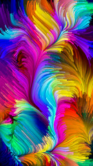 Vision of Liquid Color