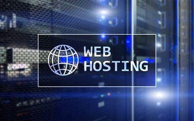 Web Hosting, providing storage space and access for websites.