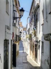 Caceres. Ciudad de Extremadura (España)