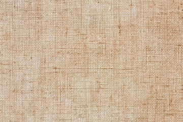 Foto op Canvas Stof Natural texture background. / Pattern of closed up surface textile canvas material fabric