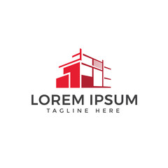logo for Construction, Architecture or Real Estate Industry