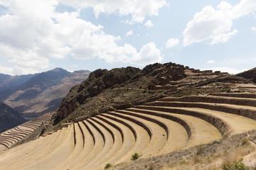 Inca agricultural site