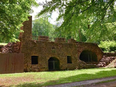 """Orangerie"" Schloss Karlsberg bei Homburg (Saar) (Saarland)"