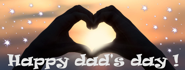 Happy dad's day !