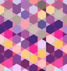 Abstract geometric vector background. Vector template for your design.