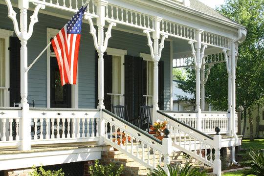 Pueblo de St. Francisville Luisiana