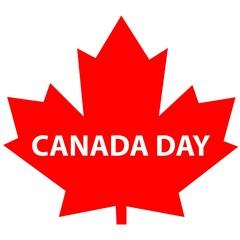 Canada Day Vector Template Design Illustration