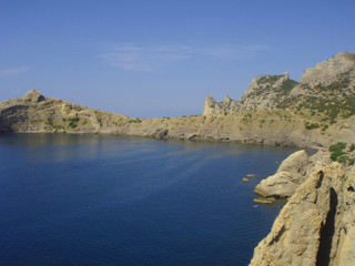crimea sea views