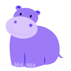 Hippopotame vectoriel