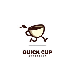 Quick cup logo