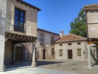 Arévalo, pueblo  de Ávila (Castilla y León, España)