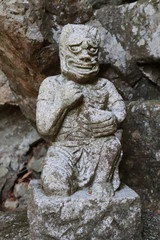 日本 箕面 石仏