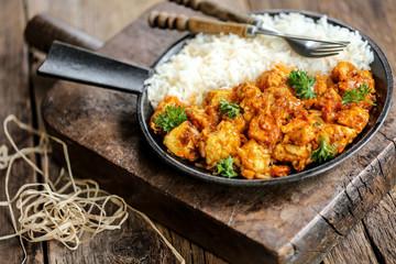 poulet tikka masala poêle 2