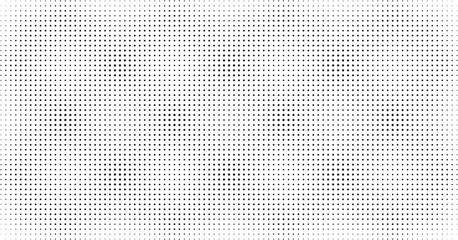 Halftone dots pattern, light overlay background texture in black and white, screen tone textured background, crosshatch, checkered geometric print