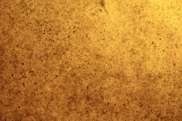 Fototapete - bronze metal texture background with high details