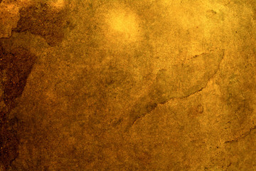 Wall Mural - bronze metal texture background with high details