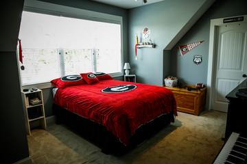 Boys Georgia Bedroom