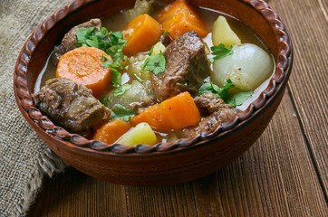 Amish Beef Stew