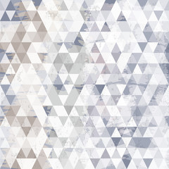 abstract geometric pattern background, with triangles, strokes and splashes
