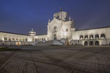 Monumental Cemetery - Milan