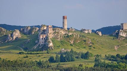 Wzgórze Zamku w Olsztynie.
