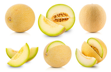 melon fruits collection