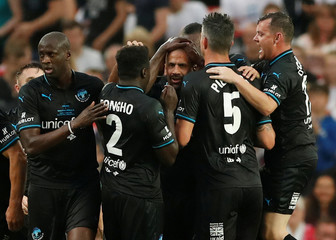 Soccer Aid 2018 - England v Soccer Aid World XI