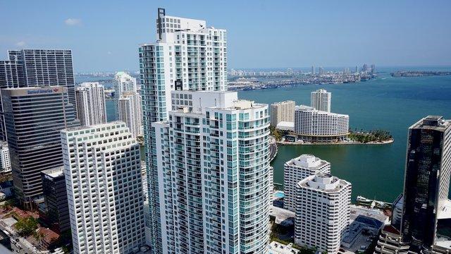 Miami high rise buildings