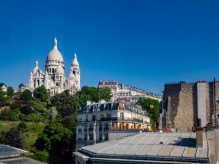 Sacré-Cœur in Montmartre