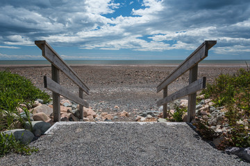 Long Beach, Fundy Trail, NewBrunswick