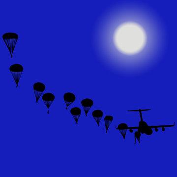Lanzamiento nocturno