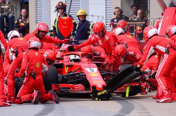 Formula One F1 - Canadian Grand Prix