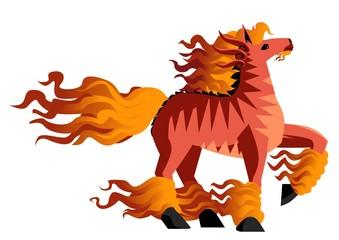 chinese zodiac sign horse