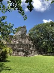 Ruina Maya - El Meco - Cancun - Riviera Maya