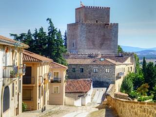 Ciudad Rodrigo, cudad historica de Salamanca ( Castilla y León, España)