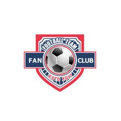 Football team fun club sign