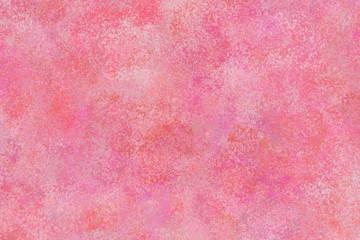 Pink Sponge Textured Background