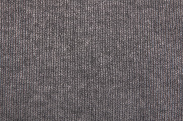 gray knitted wool texture