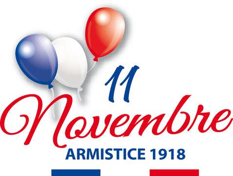 ARMISTICE 1918 - 11 NOVEMBRE V1