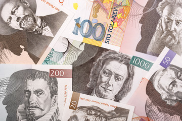 Money from Slovenia, a background