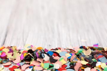 confetti party background