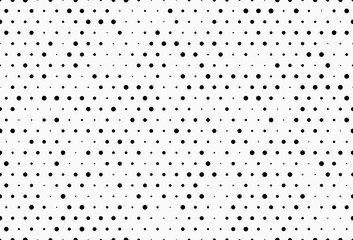 Seamless Screentone Pattern #Vector Background